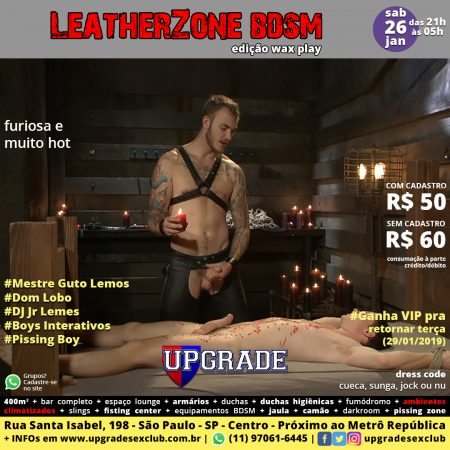 LeatherZone BDSM