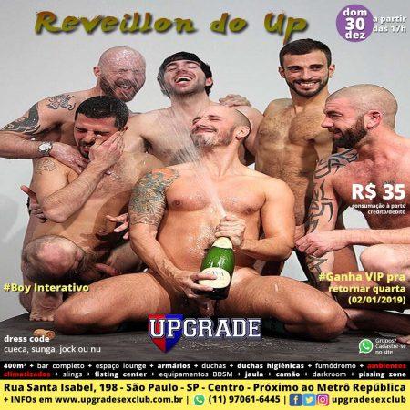 Reveillon do Up