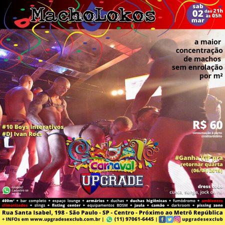 MachoLokos de Carnaval
