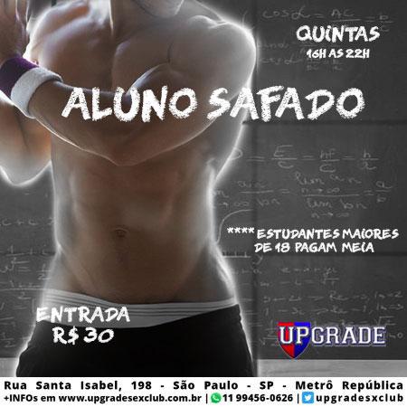 ALUNO SAFADO