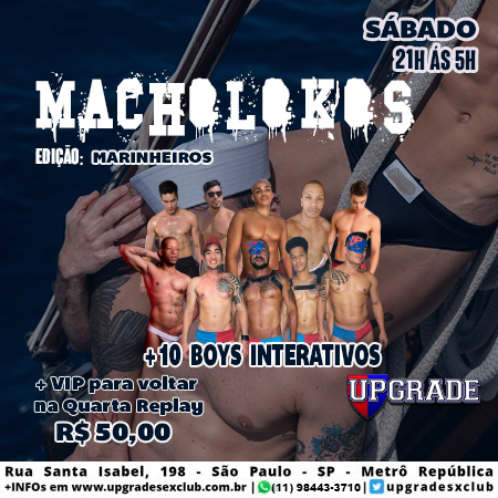 MACHOLOKO - MARINHEIROS
