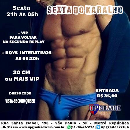 SEXTA DO KARALHO